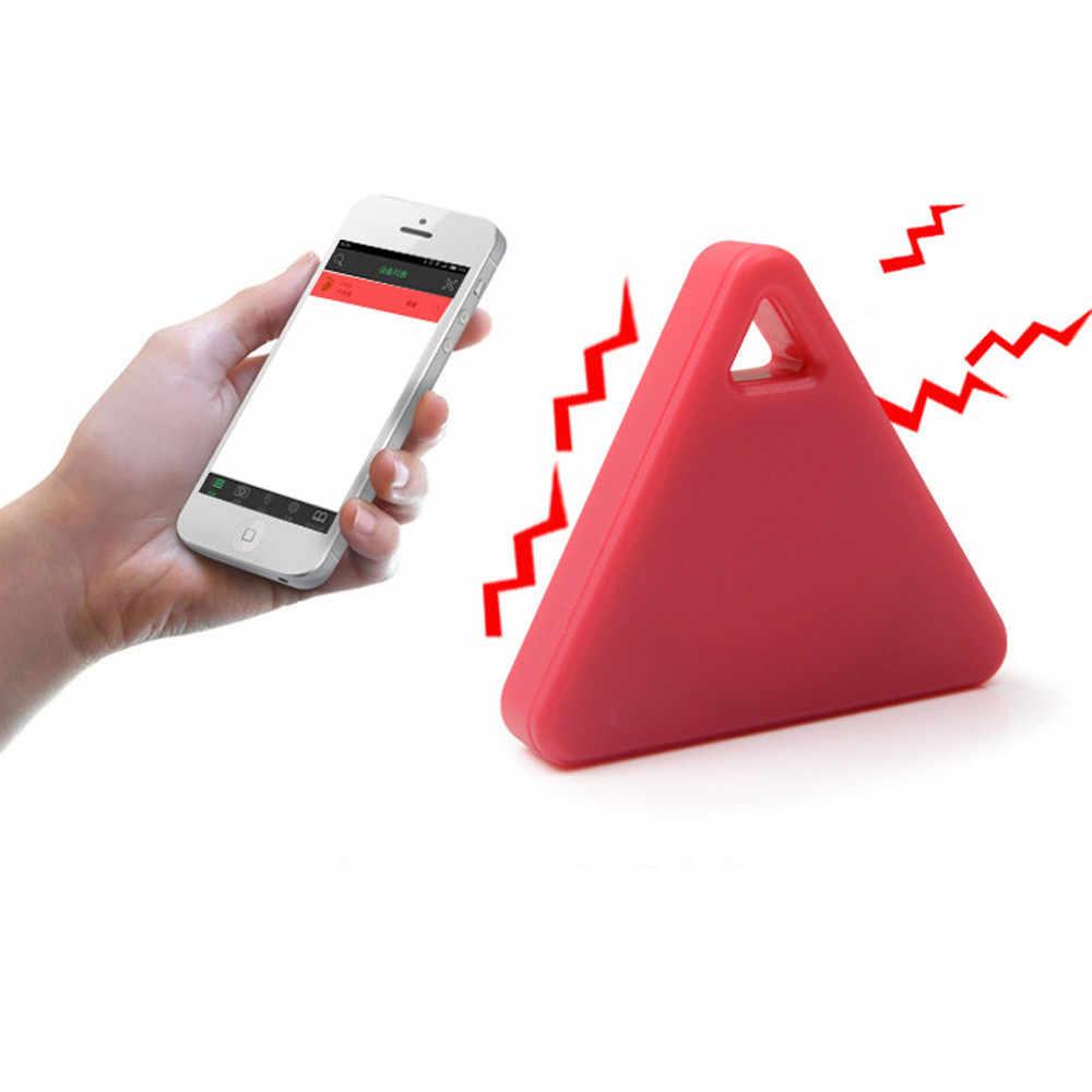 Домашние животные Смарт мини gps трекер анти-потеря кражи прибор для сигнализации Finder Bluetooth кошелек ключи сигнализации локатор в реальном времени Finder устройство
