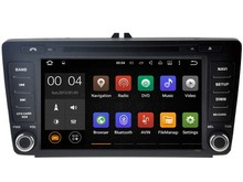 Android 7.1.1 2 GB RAM DVD Audio Player para Skoda Octavia II 2004-2011 auto headunit dispositivo autoradio estéreo 3G BT Navi GPS
