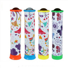 New arrive rotating kaleidoscopes colorful world preschool toys style at random best kids gifts children educational science toy