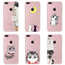 Soft TPU Case For iPhone 6s 6 Plus Silicon Ultra-thin Phone Case Cover For 5s 5 6s 6 Plus Case For iPhone 8 7 6 6s Plus X PC-072