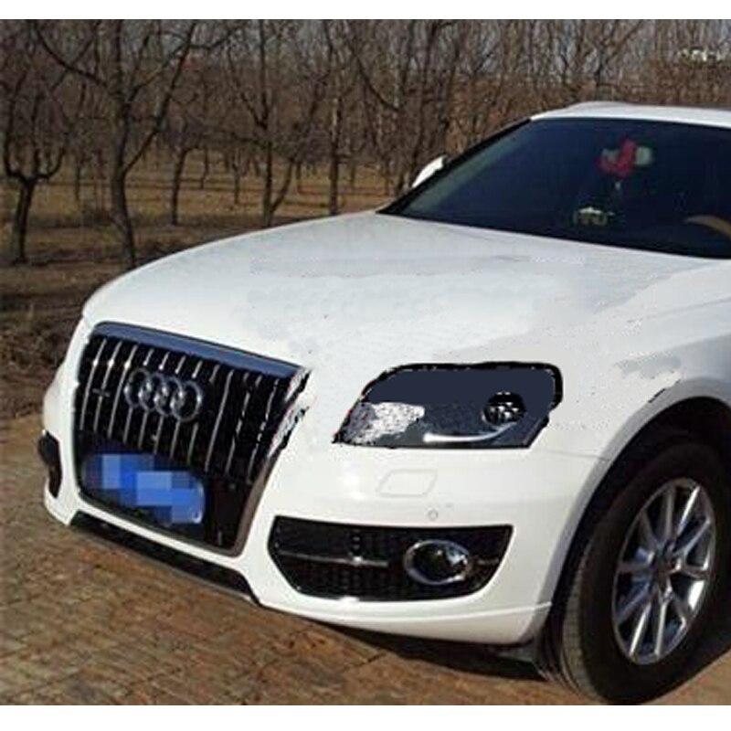 Q5 Black Front Fog Grill Grille For Audi Q3 Hatchback 2009