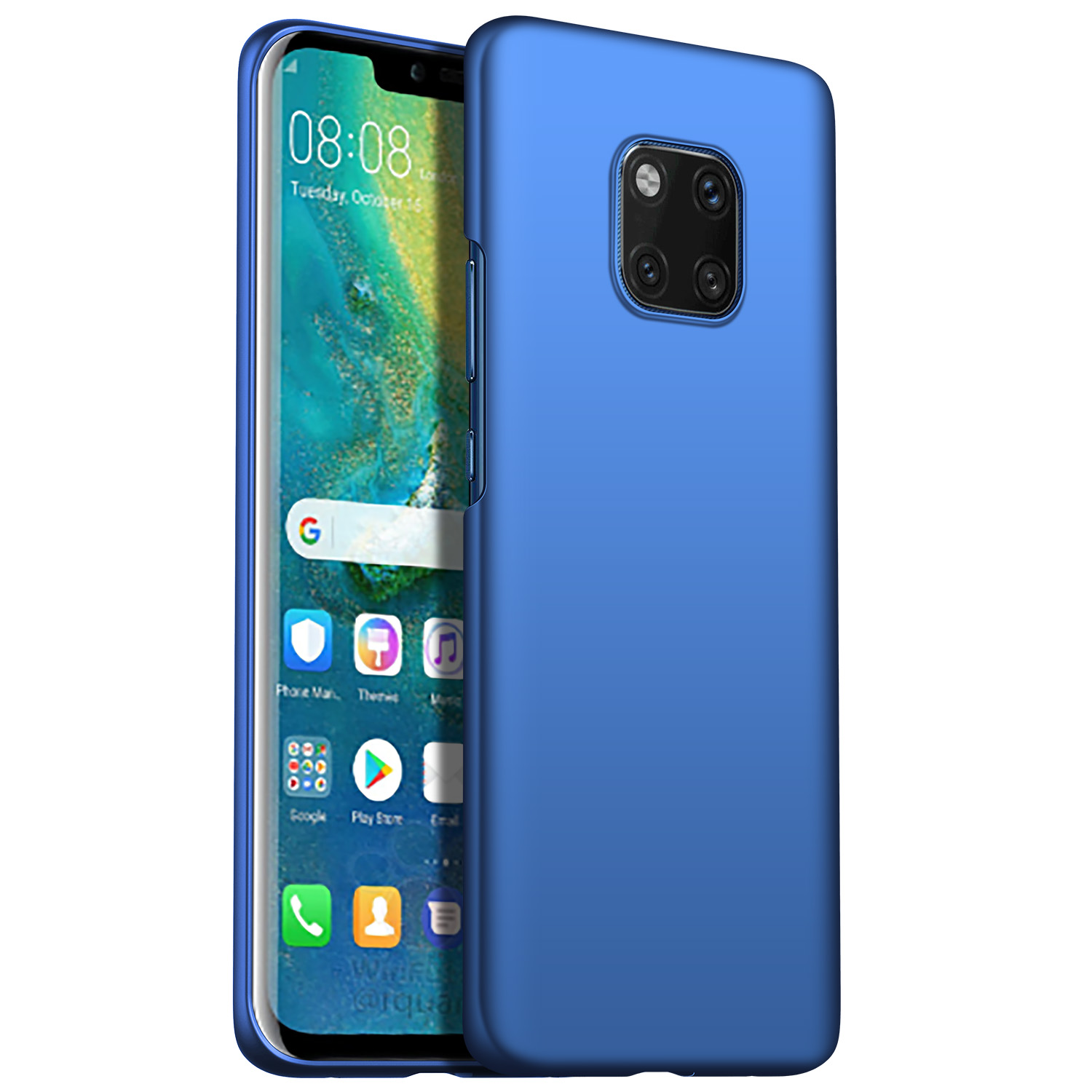 For Huawei Mate 20 Pro Case Luxury Hard PC Slim Coque Matte Skin Protective Back Cover Cases For Huawei Mate 20Pro