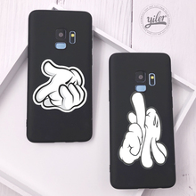 Cute gesture for Samsung Galaxy S9 Plus Case S10e S10 Cases S7 edge S8