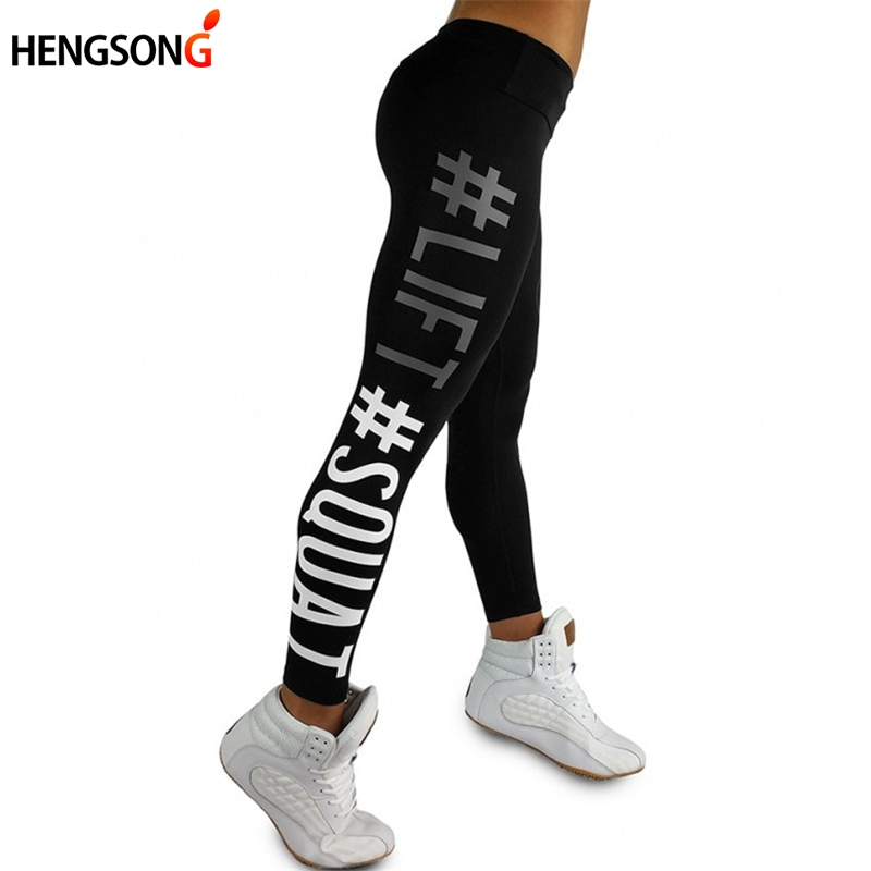 Women Gym Pant High Elastic Fitness Sports Compression Slim Running Tranning Exercise Legging Women Female Sportswear(China)