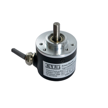 цена на CALT OEM 360 pulse optical incremental encoder NPN open collector output replacement for OVW2-036-2M