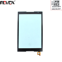 New For Lenovo S8-50 Touch Screen Digitizer Glass Sensor Replacement Parts Black black white for lenovo tab 2 a8 50f tab2 a8 50lc a8 50 touch screen digitizer sensor glass replacement accessories