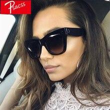 Psacss 2019 Vintage Square Sunglasses Women Fashion Sun Glas