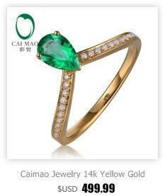 ⊹0.52ct если зеленый цаворит Pave Diamond Настоящее 18 К ...