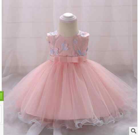 c0d48ebb1 Detail Feedback Questions about 2018 Vintage Baby Girl Dress Baptism ...