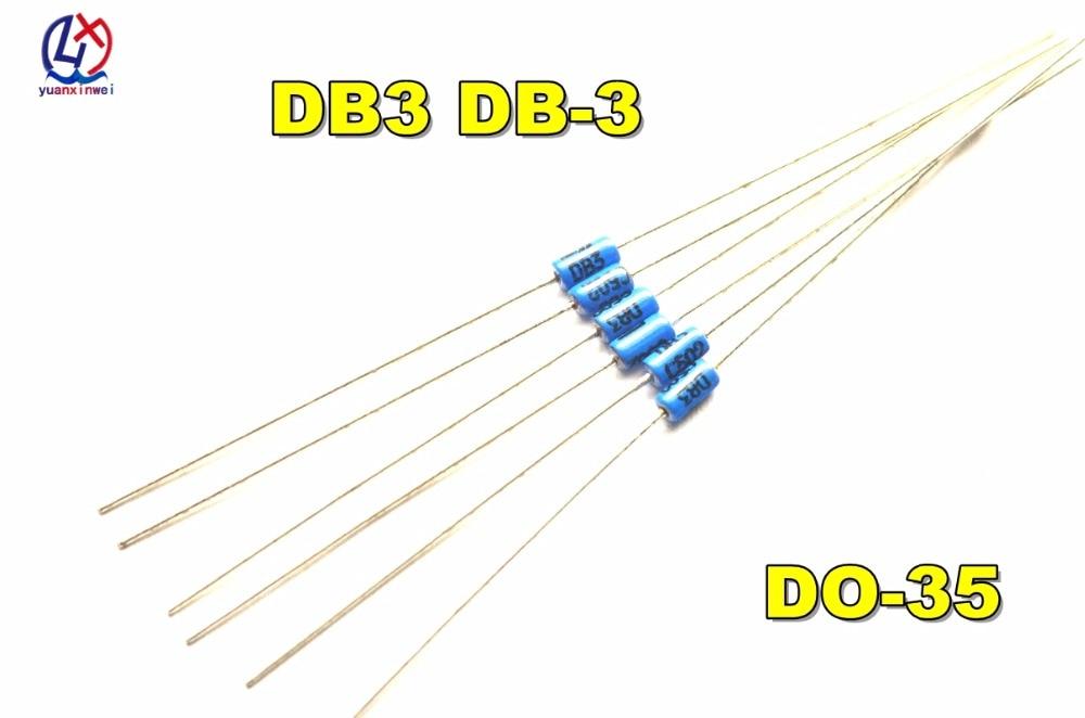 DB3 DB-3 100PCS DO-35 DO-204AH free shipping db3