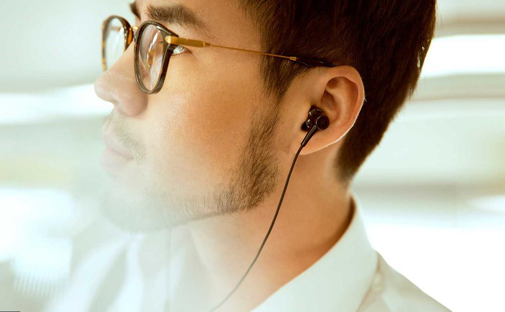 Original Xiaomi ANC Earphones Hybrid Type-C Mic Line Control Active Noise Cancelling USB-C for Xiaomi Mi6 MIX Note2 Mi5 5s Plus (10)