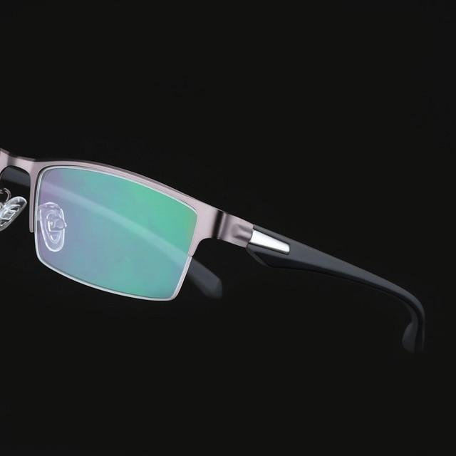 Business Anti Blue Ray Men Women Computer Reading Glasses UV Blue Light Protection Unisex Presbyopia Eyewear for Readers dioper
