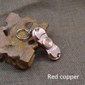 2017 New Handspinner Toys EDC Hand Spinner Brass/red copper/stainless steel Material Finger gyro ADHD Decompression Toys T15