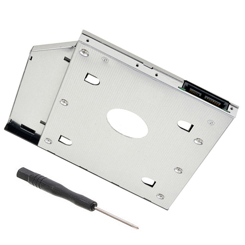 2nd SSD HDD Hard Drive Caddy Adapter for HP ProBook 445 450 470 DU-8A5SH UJ8C2