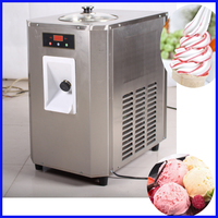 R410/R22 Easy Cleaning with Nozzle Electric Hard Ice Cream Making Machine