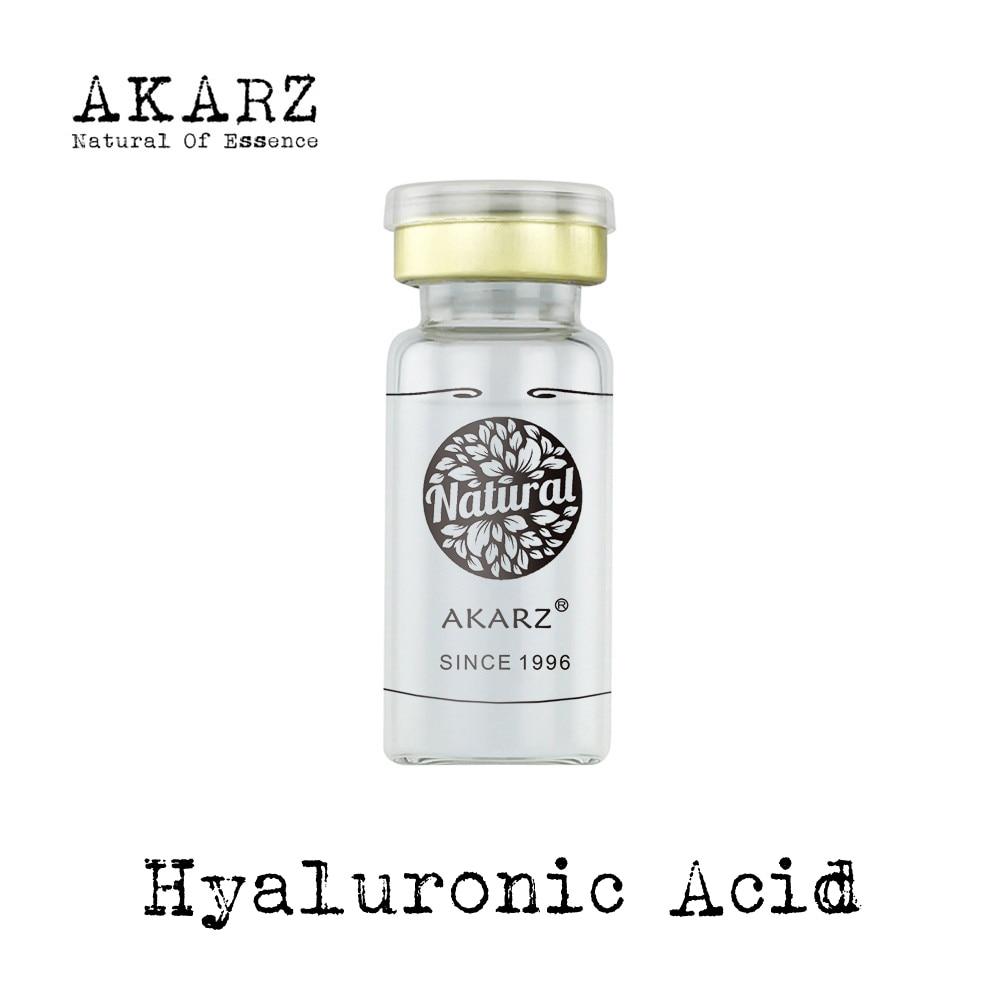 AKARZ Famosa marca Extracto de suero ácido hialurónico Cuidado facial Cuidado del acné Cuidado de la piel Blanqueamiento Moisturiz Anti envejecimiento