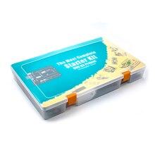 UNO R3 프로젝트 용 RFID Diy 키트 비디오 튜토리얼 (63 Items) 및 프로그래밍이있는 스타터 키트 완성