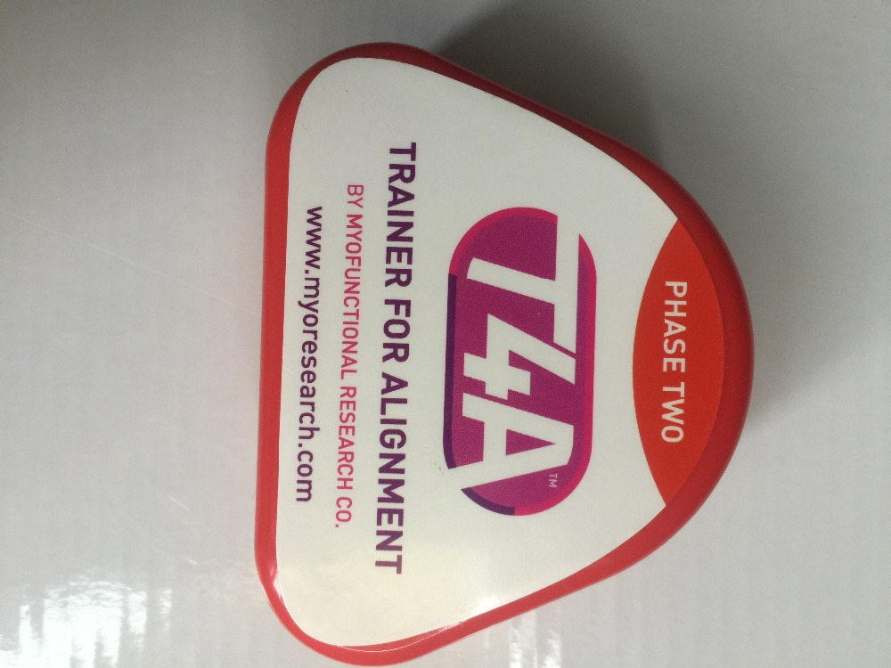 Dental Teeth Appliance Orthodontic Teeth Trainer T4A