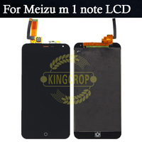 For Meizu M1 Note LCD Screen Display Touch Screen Replacement Screen For Meizu M1 Note Smartphone