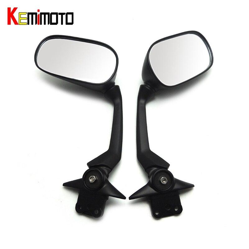 KEMiMOTO Motorcycle Mirrors Side For Yamaha TMAX 530 Rearview mirror T-MAX 530 TMAX530 View Side Mirror 2012 2013 2014