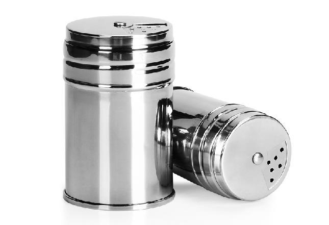 Aliexpress Com Buy Cruet Stainless Salt And Pepper