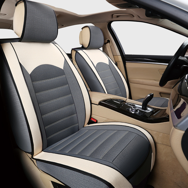 car travel linen car seat cover set for volkswagen beetle leather seat covers set cars cushion. Black Bedroom Furniture Sets. Home Design Ideas