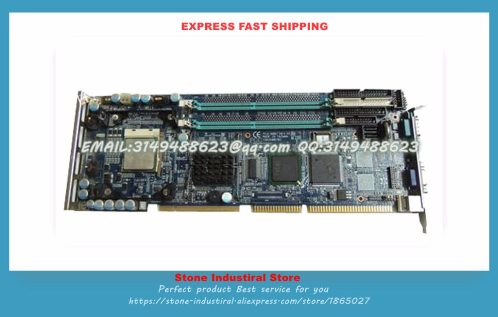 Industrial motherboards PCA-6007 Rev: A1 100% test good quality