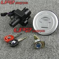 For Honda CB250 Hornet250 Lock Whole Full Lock motorcycle ignition Switch Lock Single Slot Key Gas Tank Cap Cover