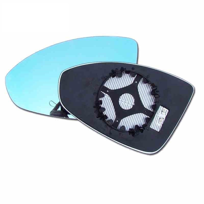 Wide View Auto Dimming Rear View Mirror Blue Heated Side Wing Mirror Glass For Chevrolet Malibu Cruze Captiva Aveo