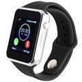 Smart watch для android телефон поддержка Шагомер Twitter bluetooth релох inteligente мужчины женщины спортивные Часы Часы GT08 GT88 A1