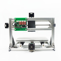 Free Tax To Russia Disassembled Pack Mini CNC 2418 PRO 5500mw Laser CNC Engraving Pcb Milling