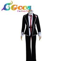 CGCOS Free Shipping Cosplay Costume Diabolik Lovers Ayato Sakamaki New in Stock Halloween Christmas Party Uniform