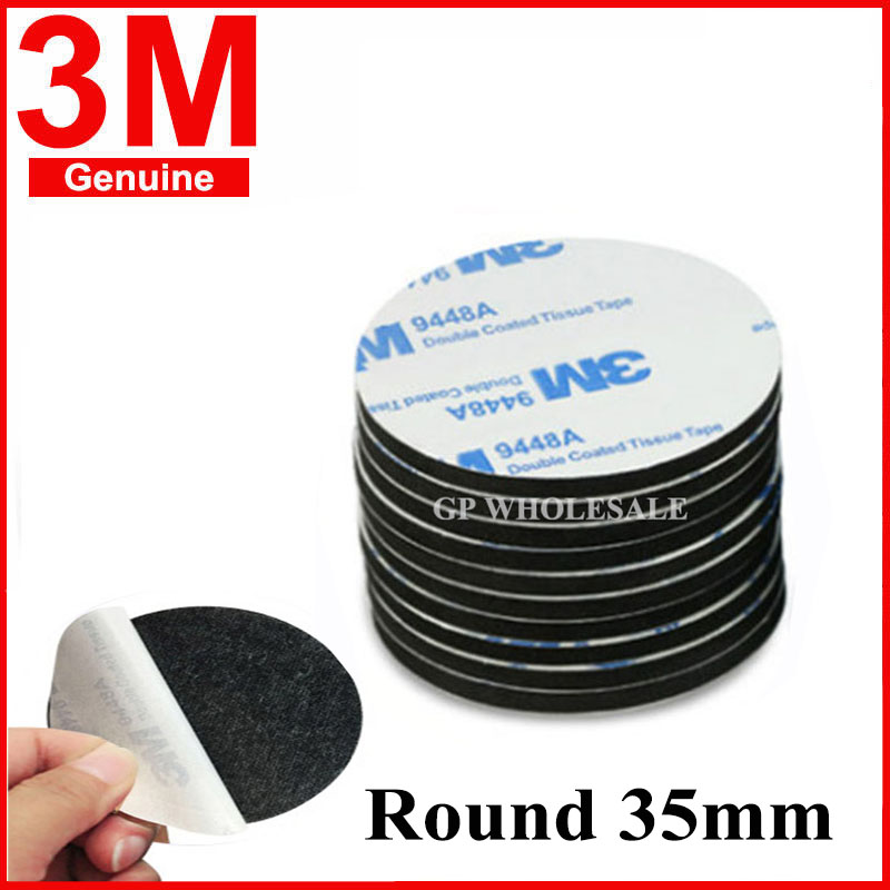 3M 9448A EVA Double Sided Adhesive foam tape sticky pads size: 100mm*100mm*1mm
