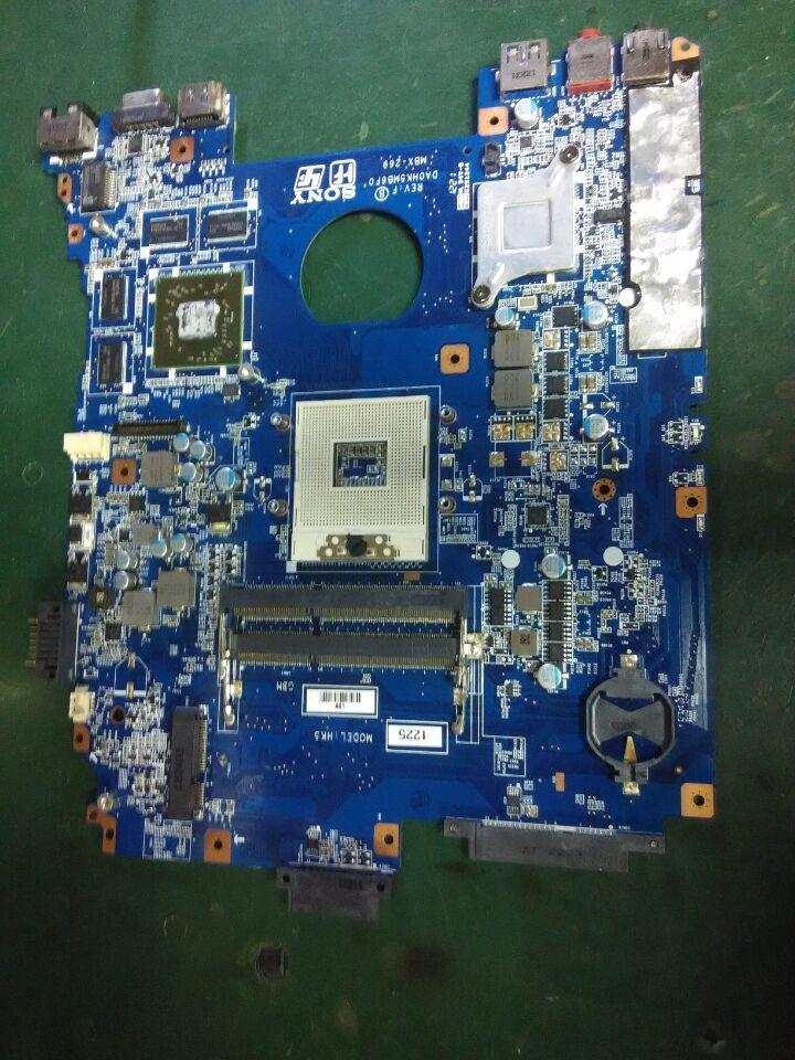 Sony Motherboard SVE1511 RFXB MBX-269 31HK5MB0000 DA0HK5MB6F0 Unique Display Card MotherboardSony Motherboard SVE1511 RFXB MBX-269 31HK5MB0000 DA0HK5MB6F0 Unique Display Card Motherboard