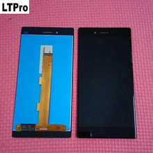 LTPro High Quality New Tested Working LCD Display Touch Screen Digitizer Assembly For CUBOT X11 cell phone Replacement Parts