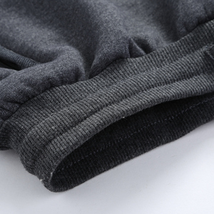 Image 4 - YIHUAHOO חורף מכנסיים גברים 6XL 7XL 8XL מזדמן עבה פרווה בטנה חם מכנסי טרנינג צמר אלסטי מכנסיים הסווטשרט מסלול מכנסיים PYS 867