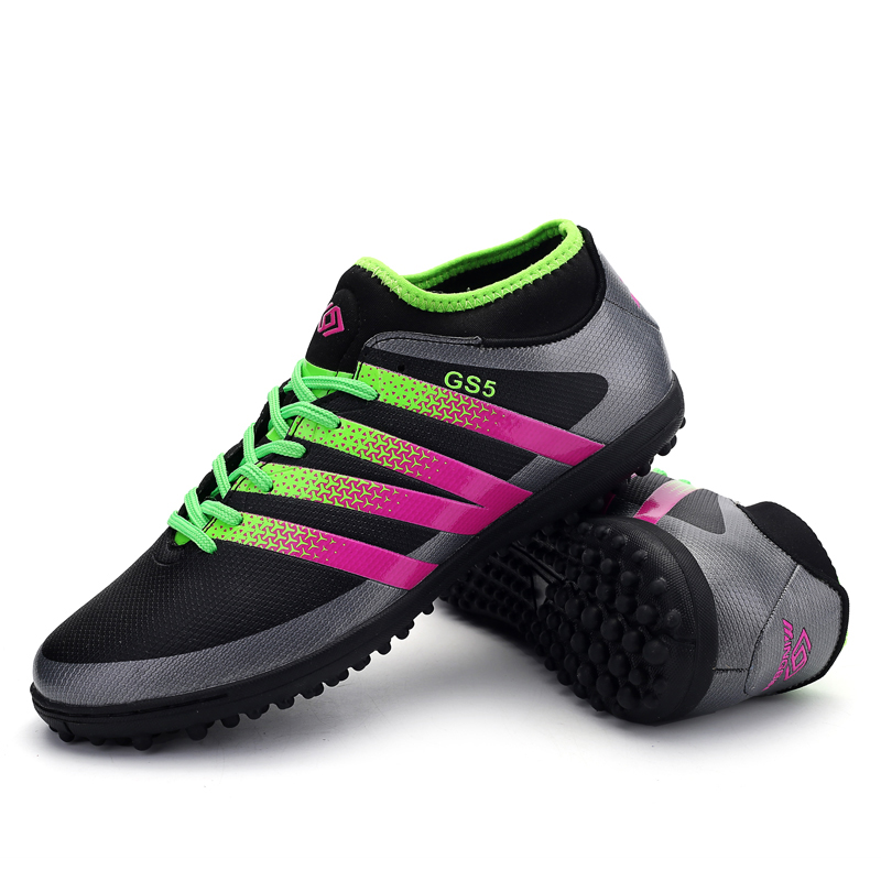 Men Boys Soccer Shoes  Indoor Soccer Boots with socks High Top Football Boots  High Quality Athletic Training Sneakers 35-44 tiebao soccer sport shoes football training shoes slip resistant broken nail professional sports soccer shoes