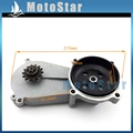 2 Инсульта Minimoto 14 Зуб T8F Барабан Сцепления Коробка Передач для 47cc 49cc Двигатель Китайский Mini Moto Дети Crosser Грязи велосипед
