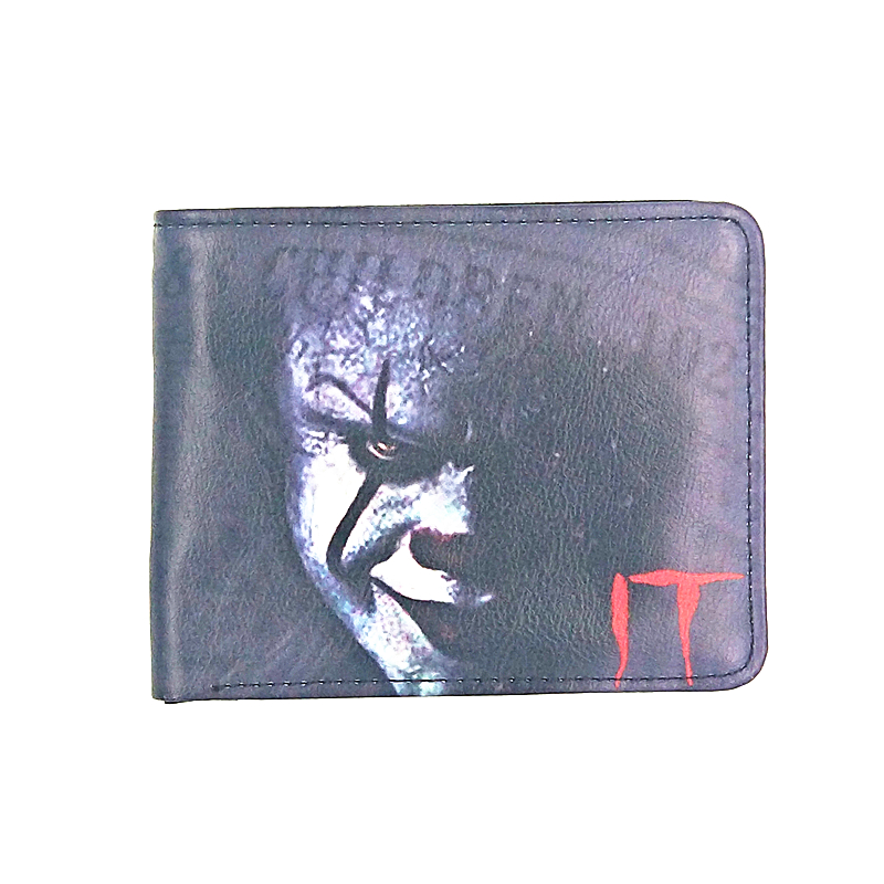 wallets for movie funs Stephen Kings It Wallet call of duty female purse the joker wallets card holder