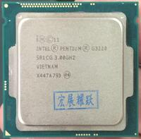 Intel Pentium Processor G3220 LGA1150 22 nanometers Dual Core 100% working properly Desktop Processor