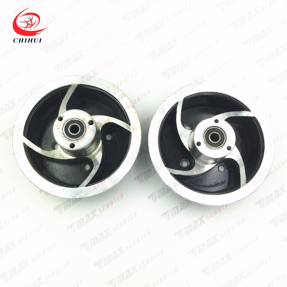 Scooter Wheel Hubs 11*4.00-5 Front Wheel Rims Aluminium Alloy Wheel Hub for 11 X 4.00-5 Tyre (Scooter Parts & Accessories)
