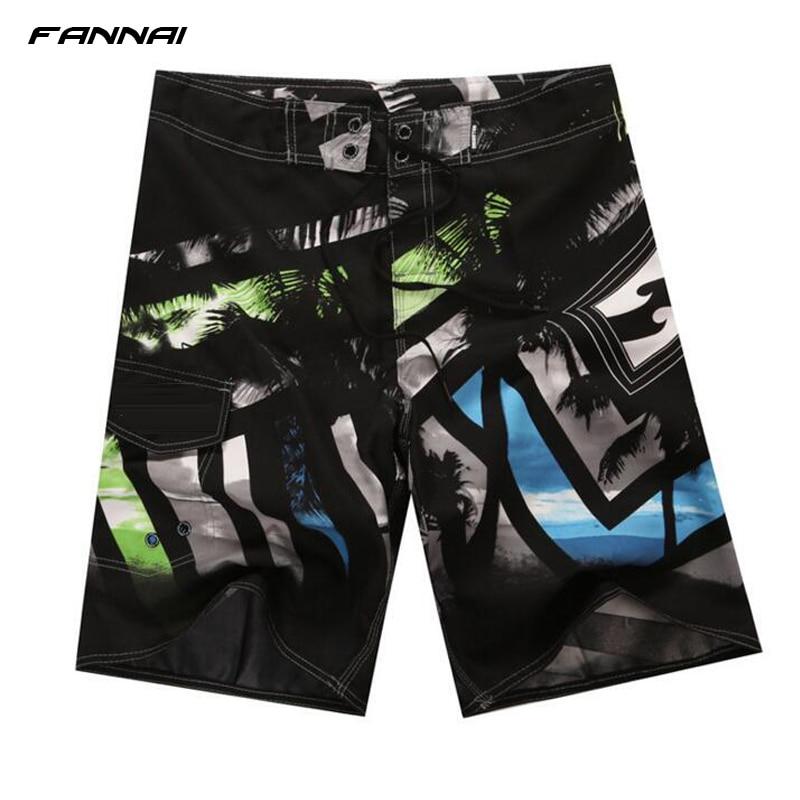 Hombre Bañadores pantalones cortos de playa pantalones cortos de natación pantalones cortos trajes de baño para hombre Deporte Surffing Shorts hombre