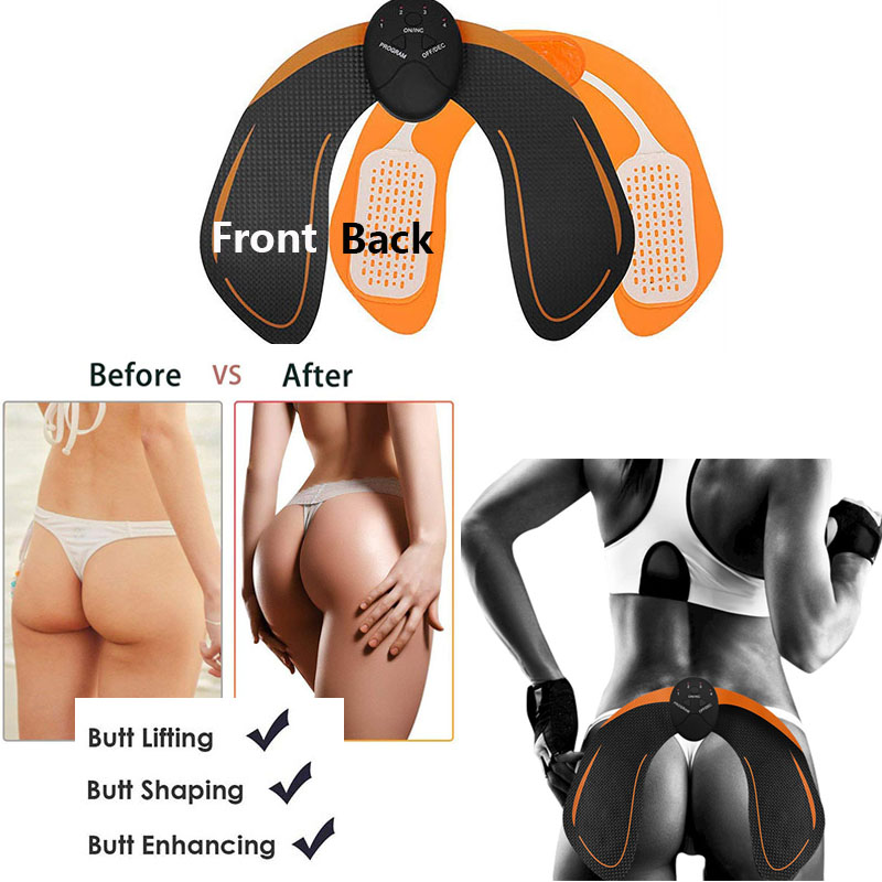 Muscle Stimulator EMS Massager Abdominal Muscle Trainer Electrostimulation Hip Trainer Abdomen Arm Exercise Machine Gym Equiment 3