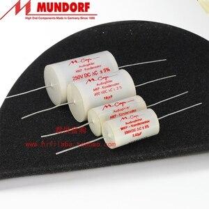 Image 3 - 1 tasche/2 stücke Deutschland Mundorf Mcap MKP Kapazität 250V 1uf ~ 330uf M kappe audio Komponente Audiophiler MKP Kondensator kostenloser versand