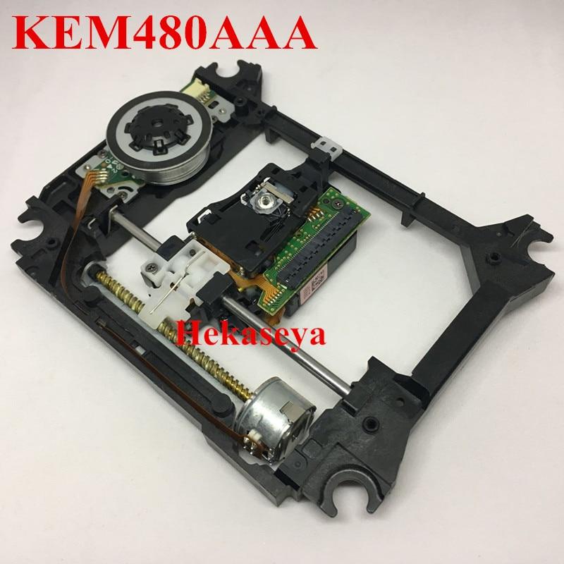 Brand New  PS3 KES-480A KES480A KEM480AAA KEM-480AAA Blu-ray Laser Lens Lasereinheit Optical Pick-ups Bloc For BDP-3120 BDP-160