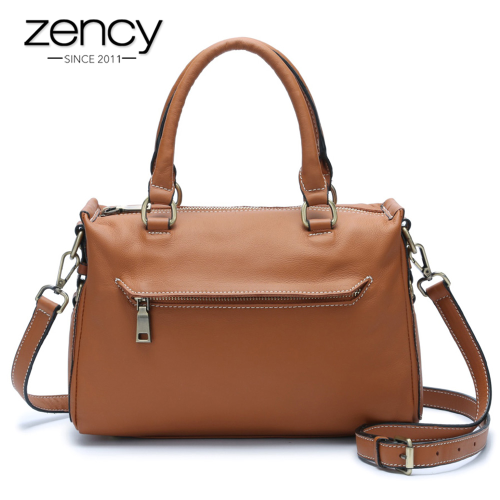 New Sale Fashion Women Handbag Real Soft 100% Genuine Leather Ladies Casual Tote Bag High Quality Female Messenger Bags hot sale 2016 new fashion women girls winter warm wallet high quality tote bag card pack small hairy bag handbag