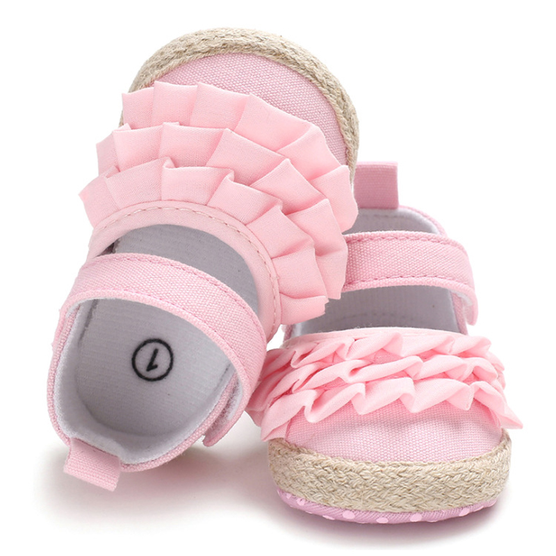 493396e6f7b8 New baby toddler shoes 0-1 years old baby soft bottom female ...