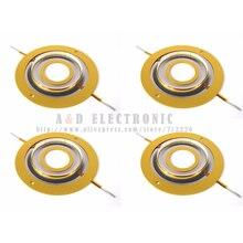 4 PCS de alta qualidade 2404 2405 tipo de substituição diafragma JBL 075, 076, 077,2402 chifre 16Ohm ou 8 ohm