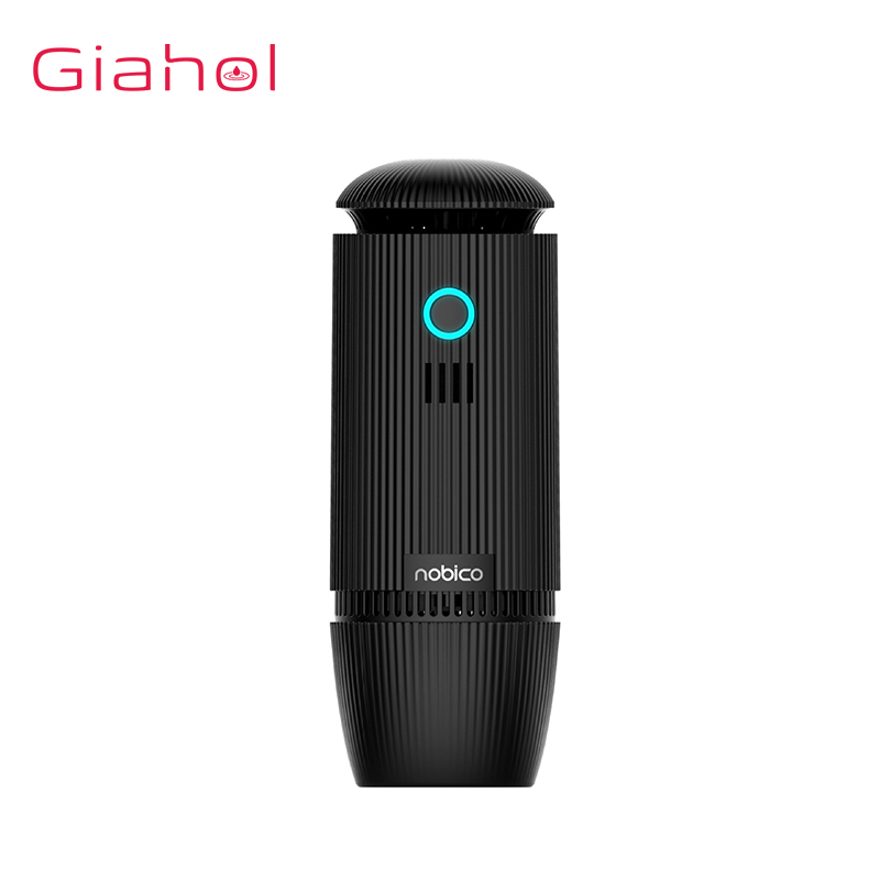 Filter Air Purifier Anion Car Air Freshener Perfect for Car Desktop Office Home Car Humidification Effect