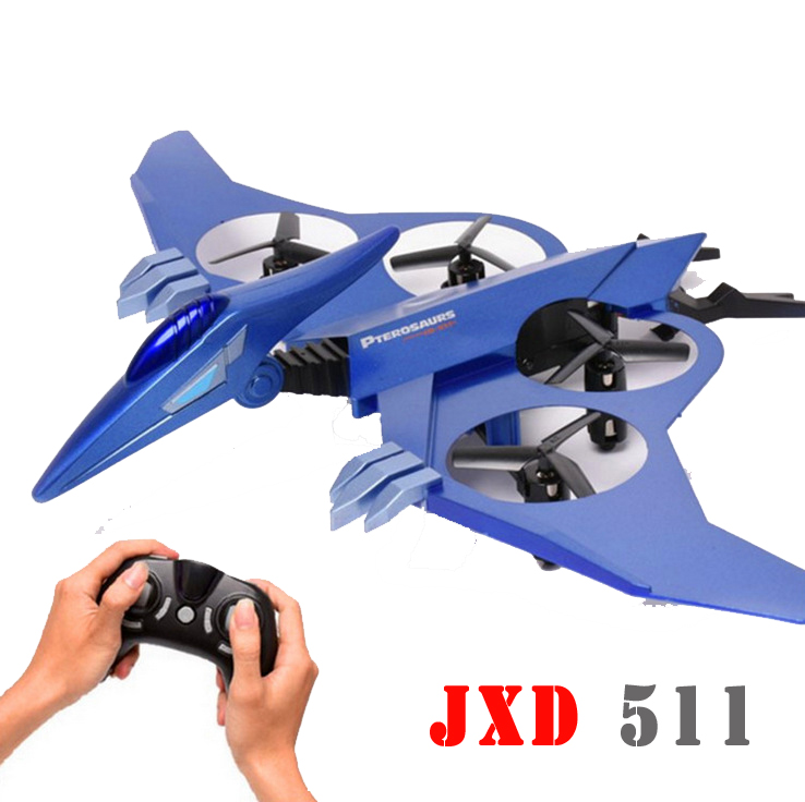 JXD 511 Flying Bird Pterosaur Gyro Micro Drone RC Quadcopter Mini Nano Drone jxd 512dw mini rc quadcopter gold
